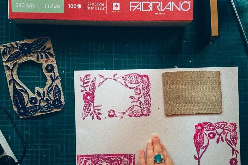 DIY Bridesmaids Cards